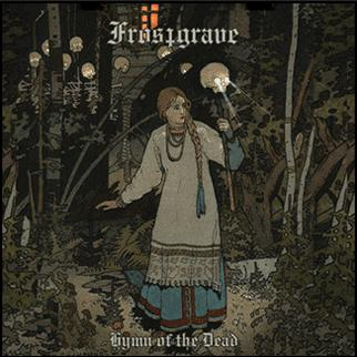 Frostgrave - Hymn of the Dead