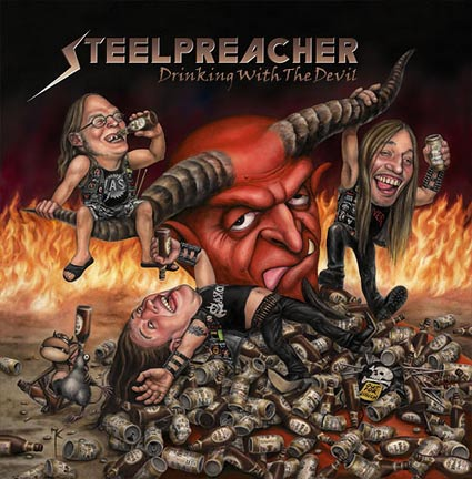 Steelpreacher - Drinking with the Devil