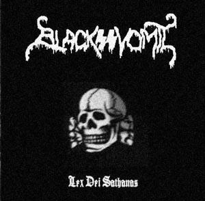Black SS Vomit - Lex Dei Sathanas