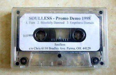 Soulless - Promo Demo 1998