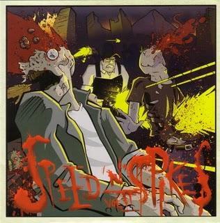Absu / Rumpelstiltskin Grinder - Speed n' Spikes Vol. II