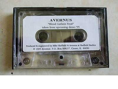 Avernus - Blood Gathers Frost