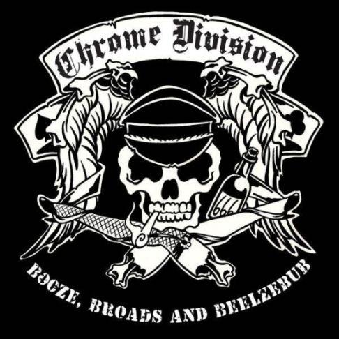 Chrome Division - Booze, Broads and Beelzebub
