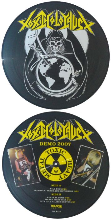 Toxic Holocaust - Demo 2007