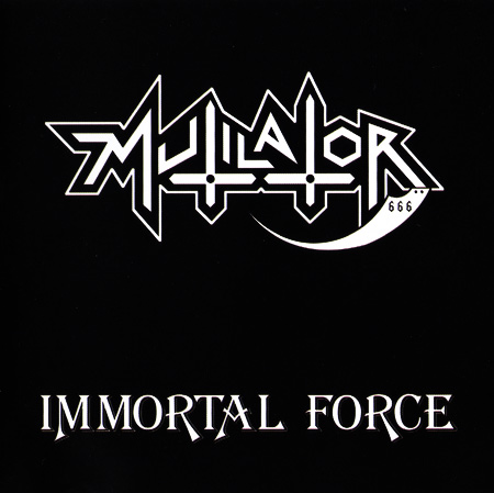Immortal Force cover (Click to see larger picture)