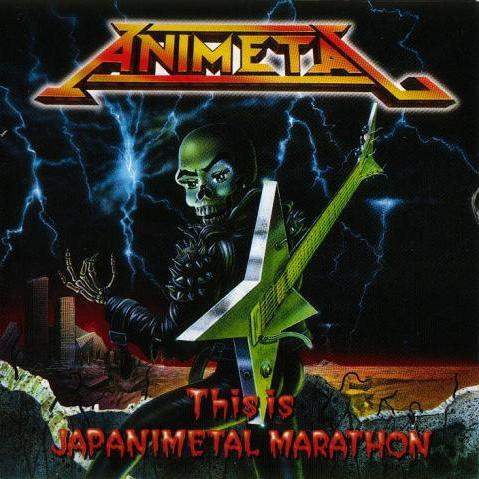 Animetal - This Is Japanimetal Marathon