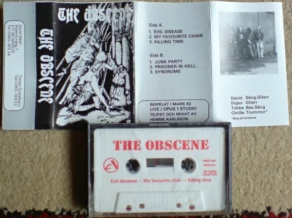 The Obscene - The Obscene