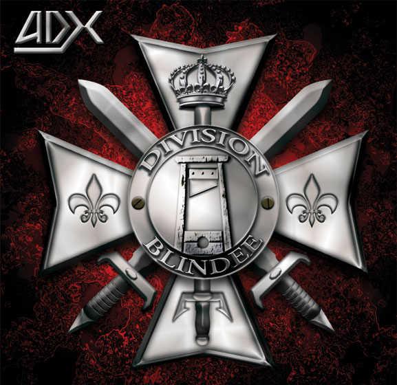 ADX - Division blindée