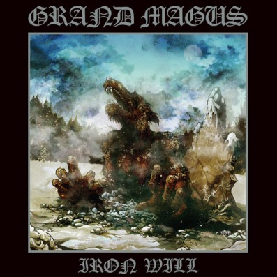 Grand Magus - Iron Will