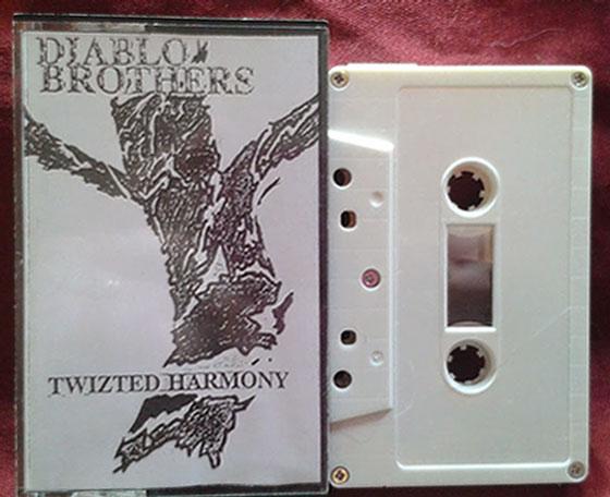 Diablo Brothers - Twizted Harmony