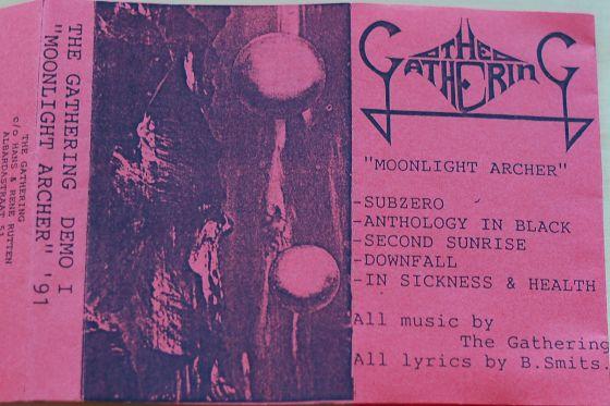 The Gathering - Moonlight Archer