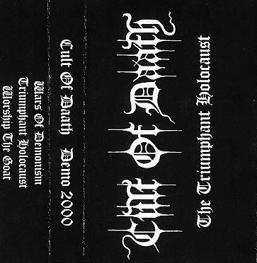 Cult of Daath - The Triumphant Holocaust