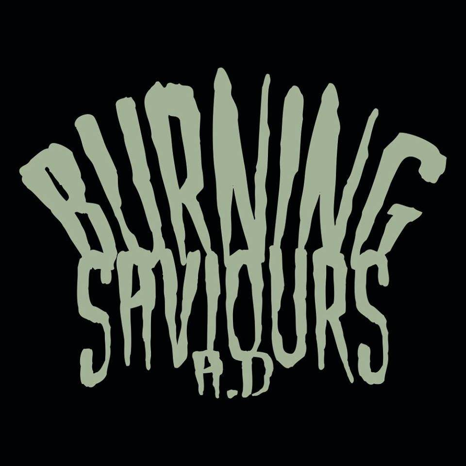 Burning Saviours - Logo