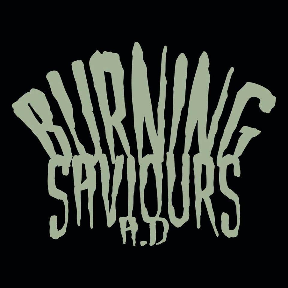 Burning Saviours - Logo