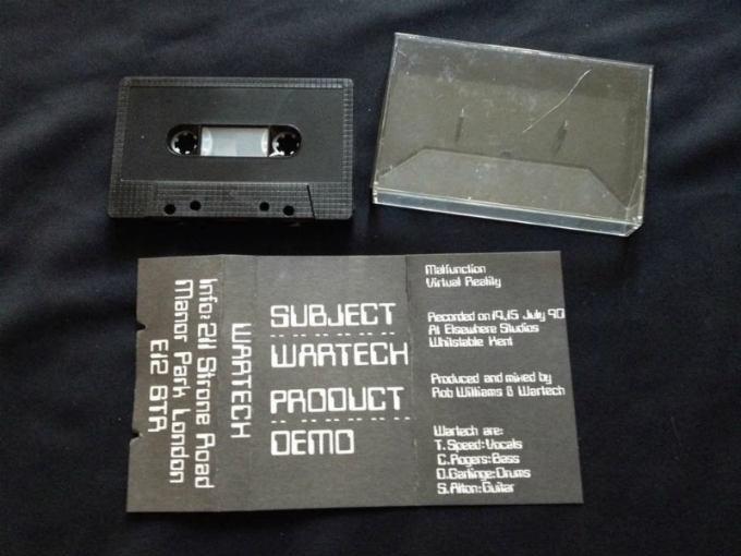 Wartech - Demo 1