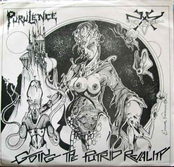 Purulence - Going the Putrid Reality