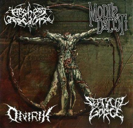 Septycal Gorge / Modus Delicti / Onirik / Fleshgod Apocalypse - Da Vinci Death Code