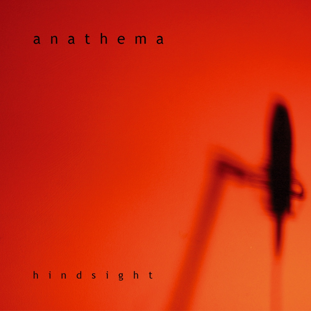 """Presenting my record collection: anathema """"hindsight"""" 2008****."""