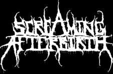 Screaming Afterbirth - Logo