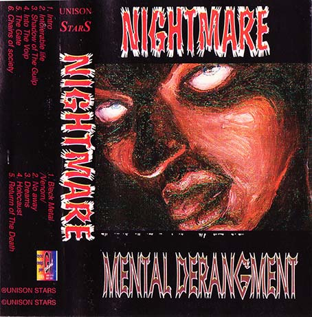 Nightmare - Mental Derangment
