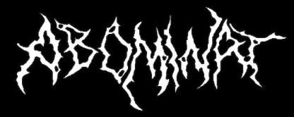 Abominat - Logo