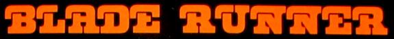 Blade Runner - Logo