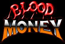 Blood Money - Logo