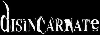 Disincarnate - Logo