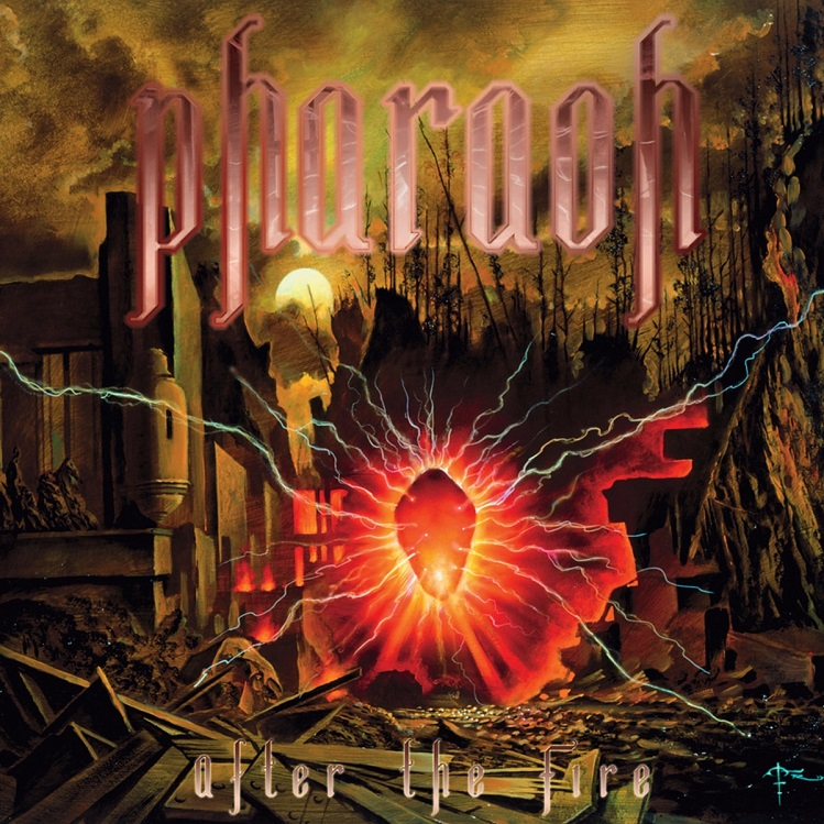 Pharaoh - After the Fire