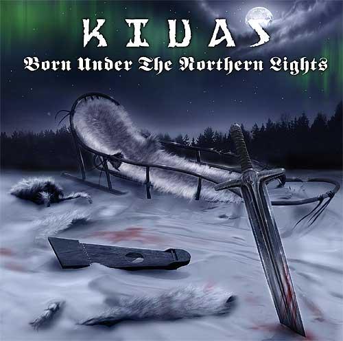 Kiuas - Born Under the Northern Lights