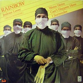 Rainbow - Jealous Lover