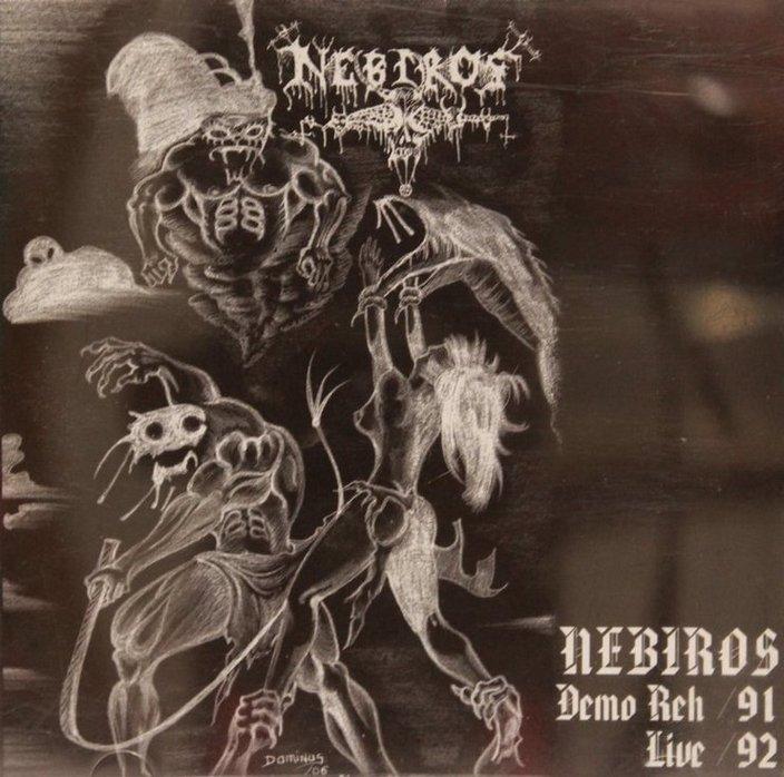 Nebiros - Demo Rehearsal 91 - Live 92