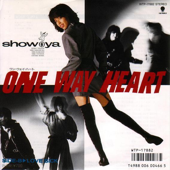 Show-Ya - One Way Heart