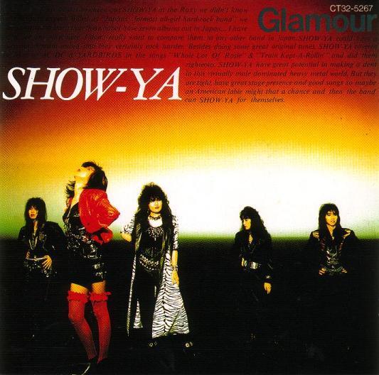 Show-Ya - Glamour