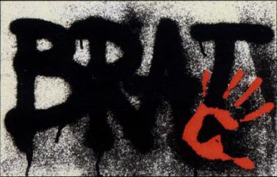 Brat - Logo