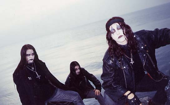Ebonsight, First Female Black Metal Band on the World