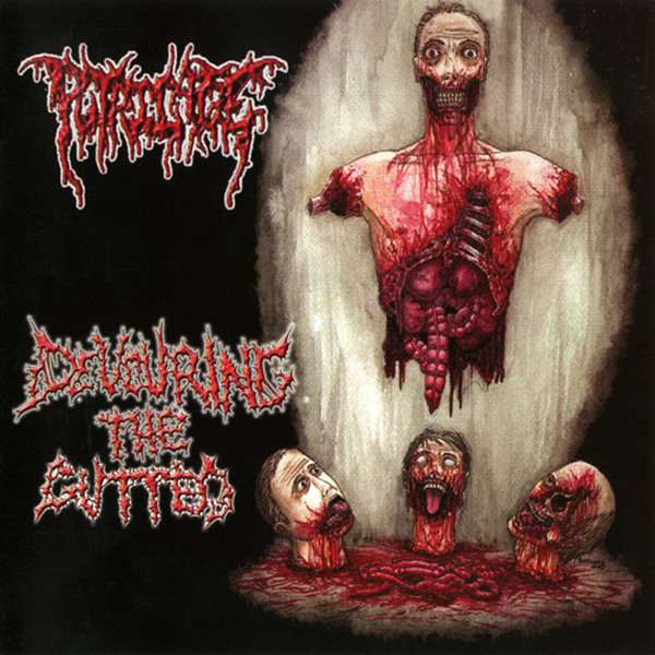 Putrilage - Devouring the Gutted