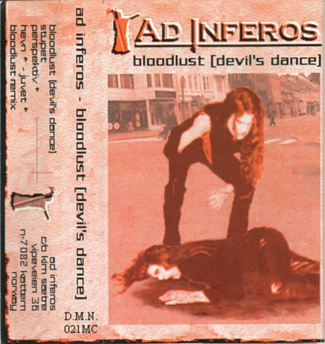 Ad Inferos - Bloodlust (Devils Dance)