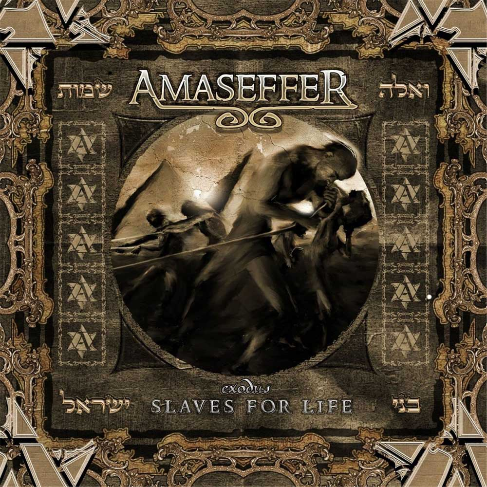 Amaseffer - Exodus - Slaves for Life