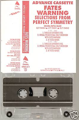 Fates Warning - Selections from Perfect Symmetry