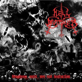 HellButcher - Blasphemy, Metal, War and Destruction