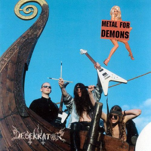 Desekrator - Metal for Demons