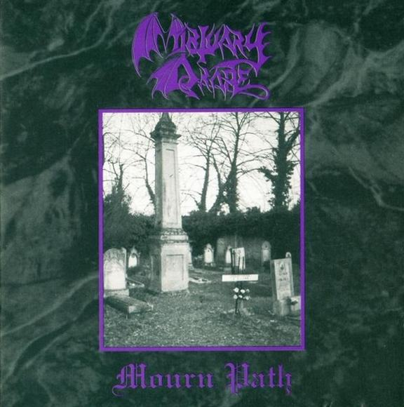 Mortuary Drape - Mourn Path