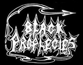 Black Prophecies - Logo