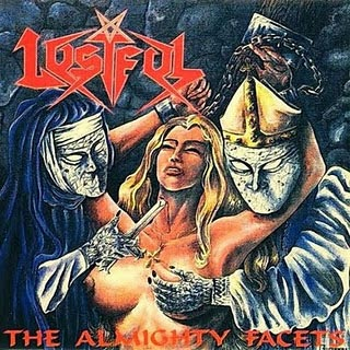 Lustful - The Almighty Facets