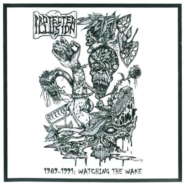 Protected Illusion - 1989-1991: Watching the Wake
