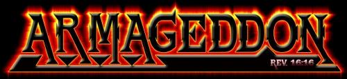 Armageddon Rev 16:16 - Logo