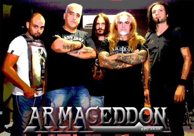 Armageddon Rev 16:16 - Photo