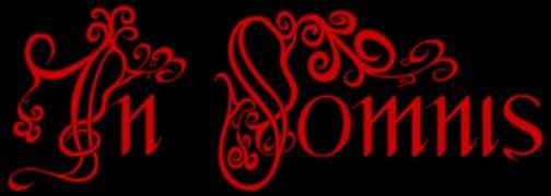 In Somnis - Logo