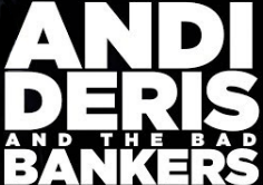 Andi Deris and The Bad Bankers - Logo